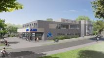 <p>Neubau eines Wohn- und Geschäftshauses Rissener Landstraße 252 22559 Hamburg</p>